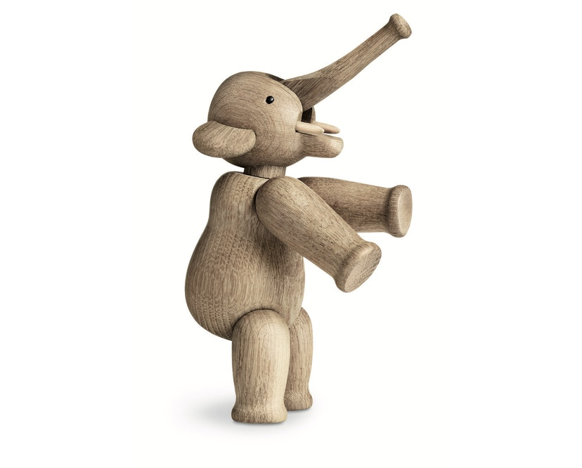 Kay Bojesen - Figurine en bois en forme d'éléphant - 4