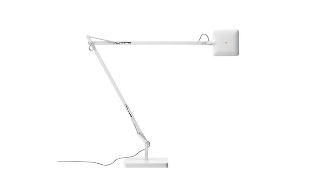Flos - Kelvin led-tafellamp - wit glanzend - 9