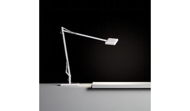 Flos - Kelvin Edge Tischleuchte - weiß - 2