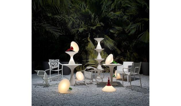 Driade - Kissino Outdoor Beistelltisch - ohne Beleuchtung - 3