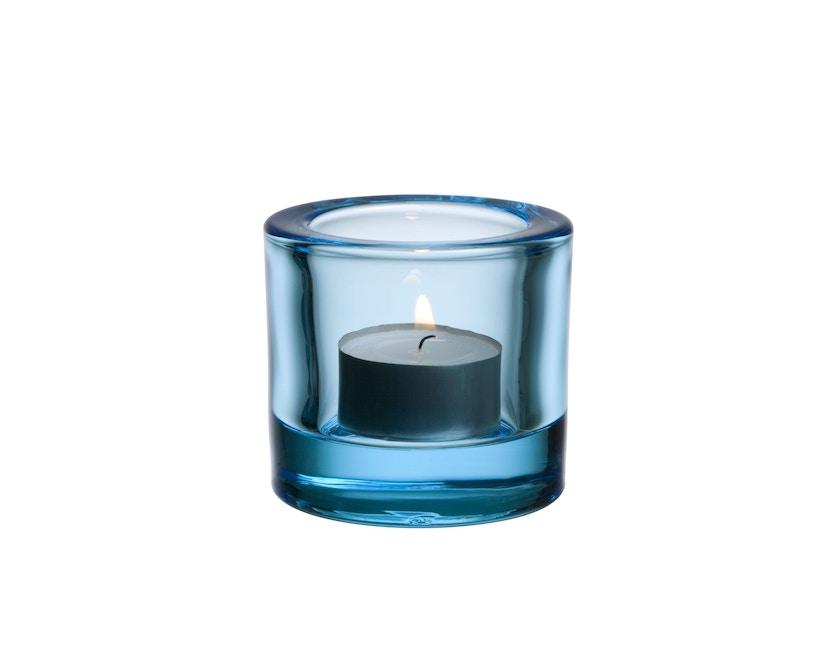 Iittala - Kivi Windlicht - hellblau - 1