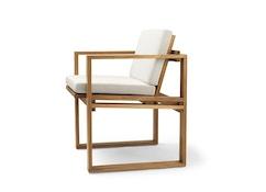 Sitz/Rückenkissen für BK10 Armlehnstuhl