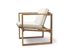 Zit-/Rugkussen voor BK11 outdoor fauteuil