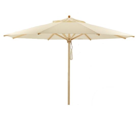 Weishäupl - Klassiker Sonnenschirm - rund groß