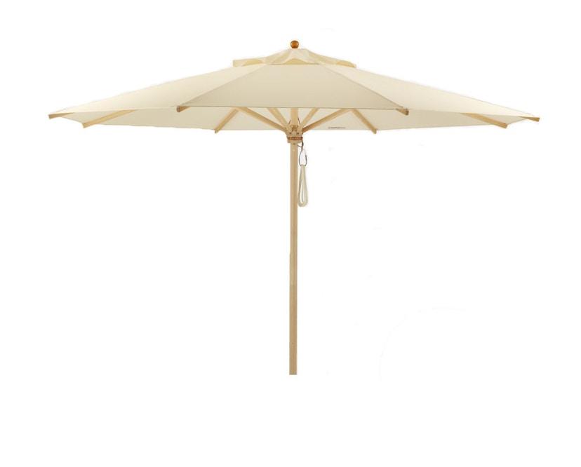 Klassiker Sonnenschirm - rund groß