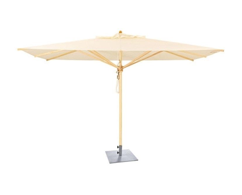 Weishäupl - Porte-parasol - Plateau en acier  - 35 kg - 2
