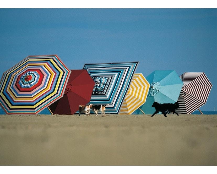 Weishäupl - Klassiker Sonnenschirm  - rund klein - Acryltuch Blue Sea Mini - 9