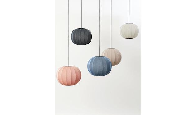 Made By Hand - Knit - Wit Hängeleuchte - 6