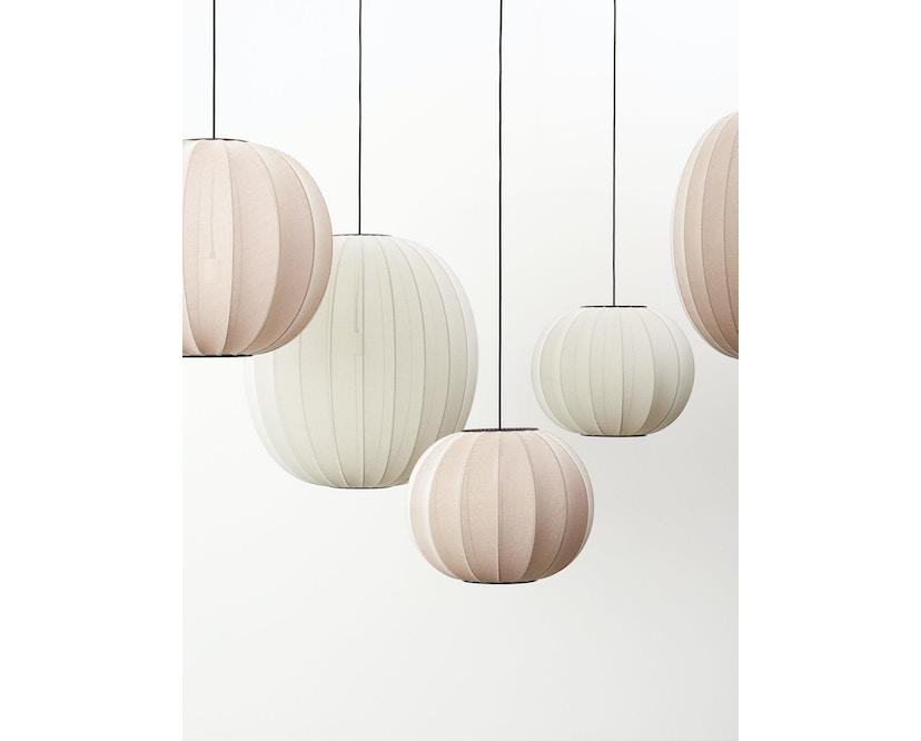 Made By Hand - Knit - Wit Hängeleuchte - 4