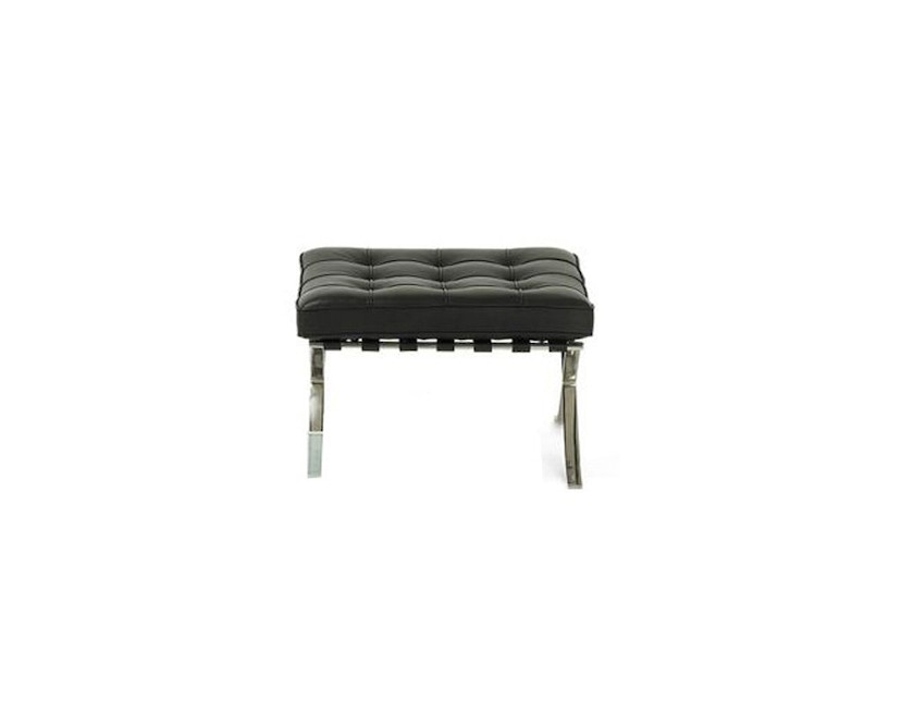 Knoll International - Mies van der Rohe Barcelona Ottoman - 4