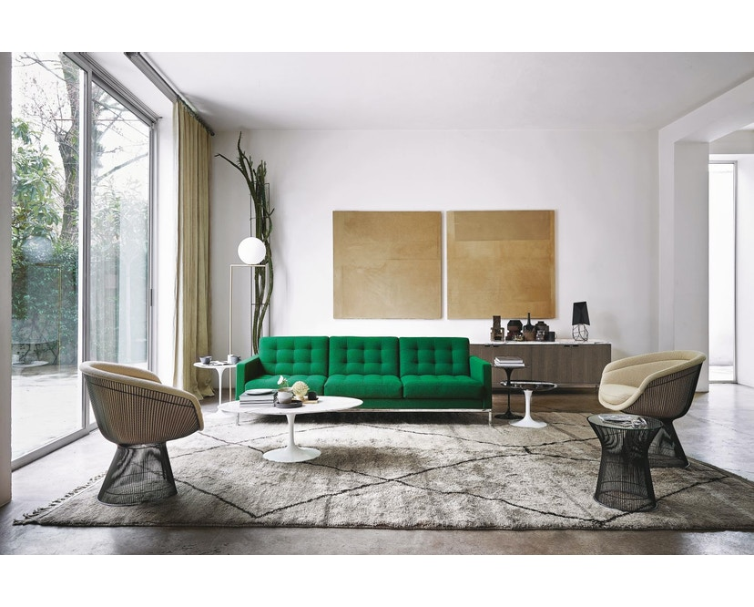 Platner Lounge Armlehnsessel