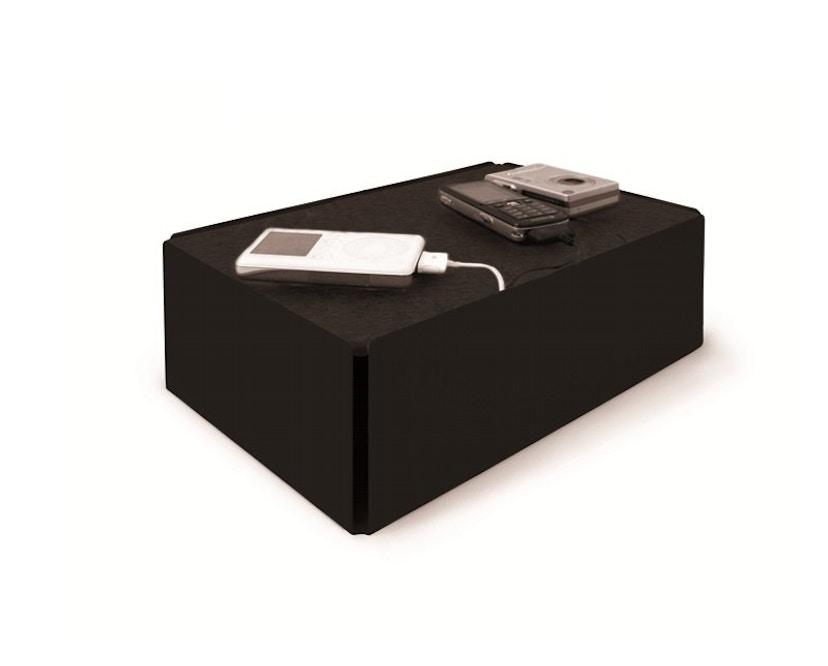 Konstantin Slawinski - Charge Box - Filz schwarz - schwarz - 1