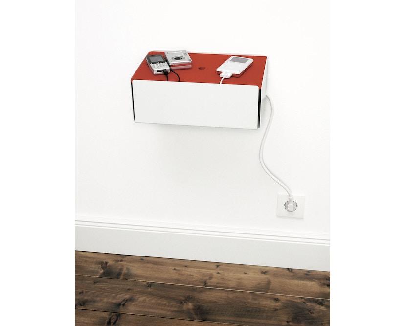 Konstantin Slawinski - Charge Box - Filz schwarz - schwarz - 3
