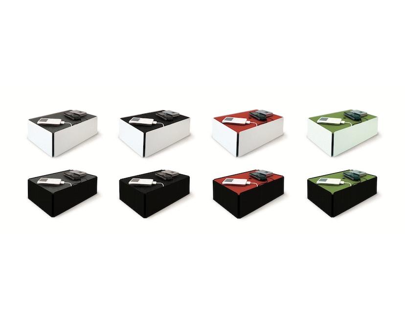 Konstantin Slawinski - Charge Box - Filz schwarz - schwarz - 5