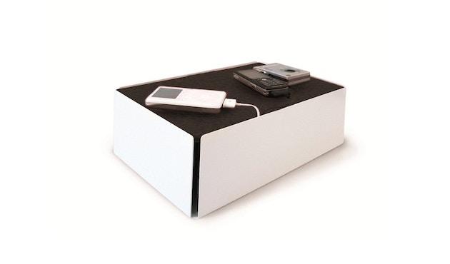 Konstantin Slawinski - Charge Box - Filz schwarz - weiß - 1