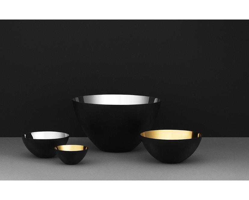 Normann Copenhagen - Krenit Schale - gold - 12,5 cm - 4