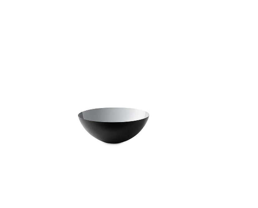 Normann Copenhagen - Krenit Schale - silber - 8,4 cm - 2