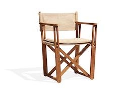 Kryss Lounge Stuhl