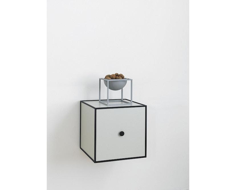 by Lassen - Kubus Bowl kleine Schale - schwarz - 15
