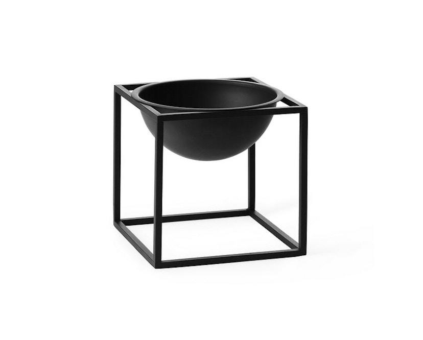 by Lassen - Kubus Bowl kleine Schale - schwarz - 1