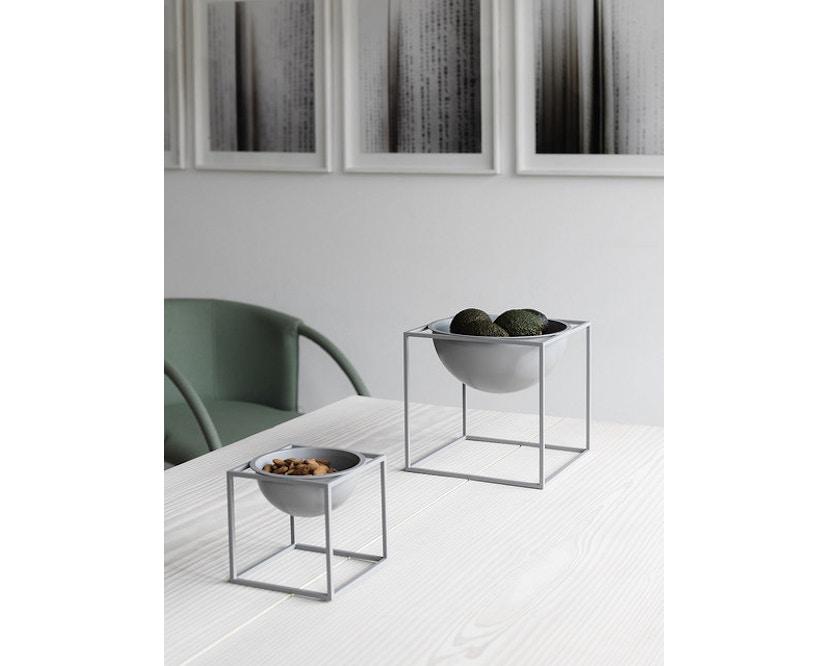by Lassen - Petit bol Kubus Bowl  - petit - blanc - 2