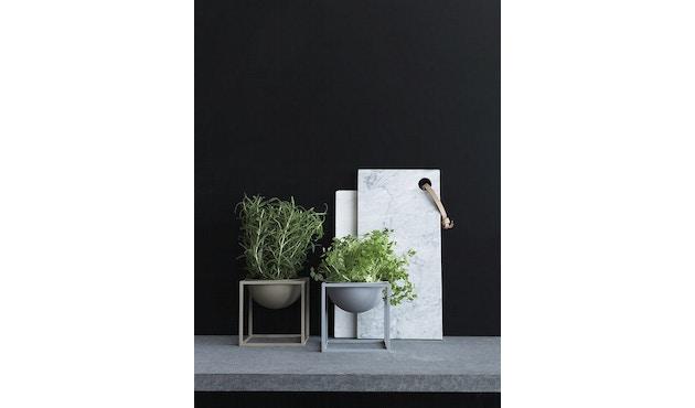 by Lassen - Petit bol Kubus Bowl  - petit - blanc - 18