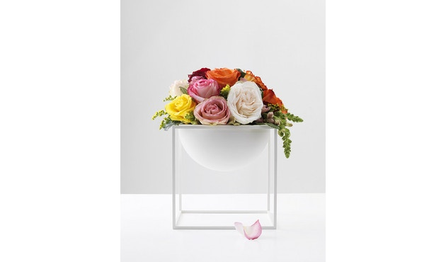 by Lassen - Petit bol Kubus Bowl  - petit - blanc - 3