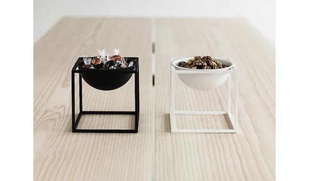 by Lassen - Petit bol Kubus Bowl  - petit - blanc - 4