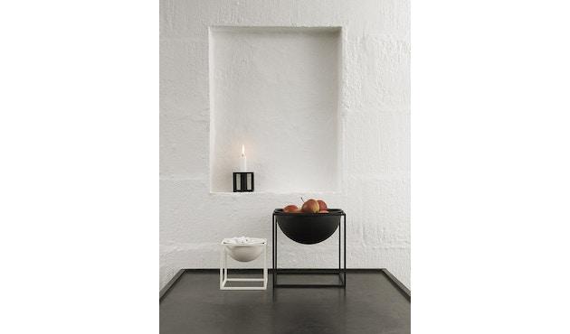 by Lassen - Petit bol Kubus Bowl  - petit - blanc - 5
