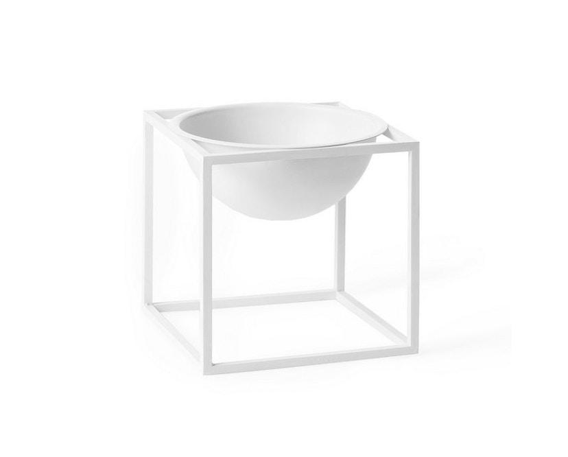 by Lassen - Kubus Bowl kleine Schale - weiß - 1