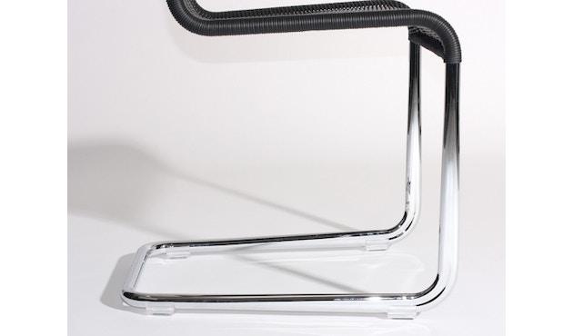 Tecta - B20 - Cantileverstoel  - TECTA-vlechtwerk - honing - PTFE-glijders - 3