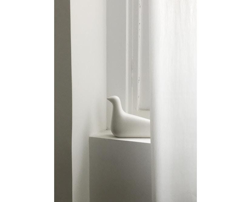 Vitra - L'Oiseau - Keramik - elfenbein matt - 6
