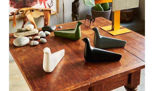 Vitra - L'Oiseau - Keramik - elfenbein matt - 7
