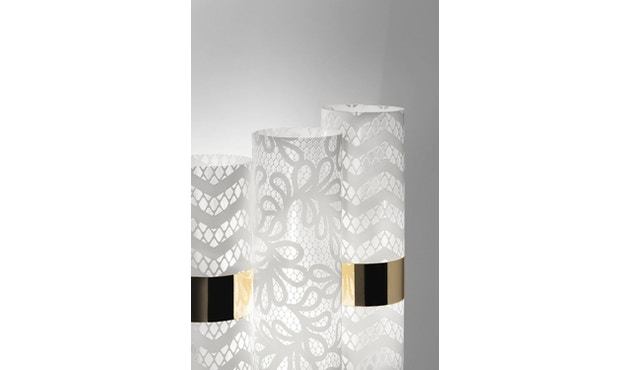 SLAMP - LaLollo Applique Wandleuchte - lace - 2