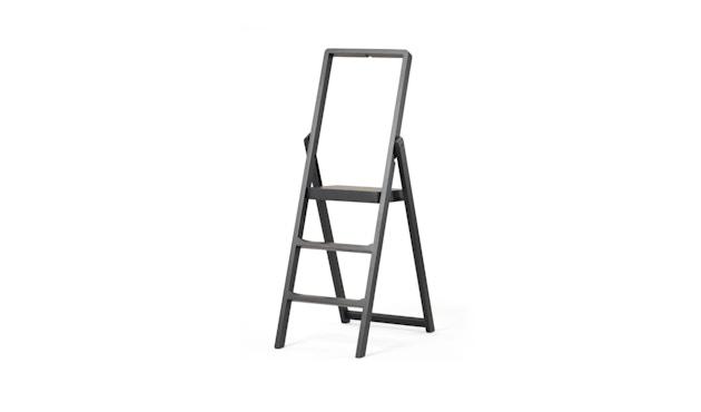 Design House Stockholm - Step ladder - zwart, gebeitst - 1