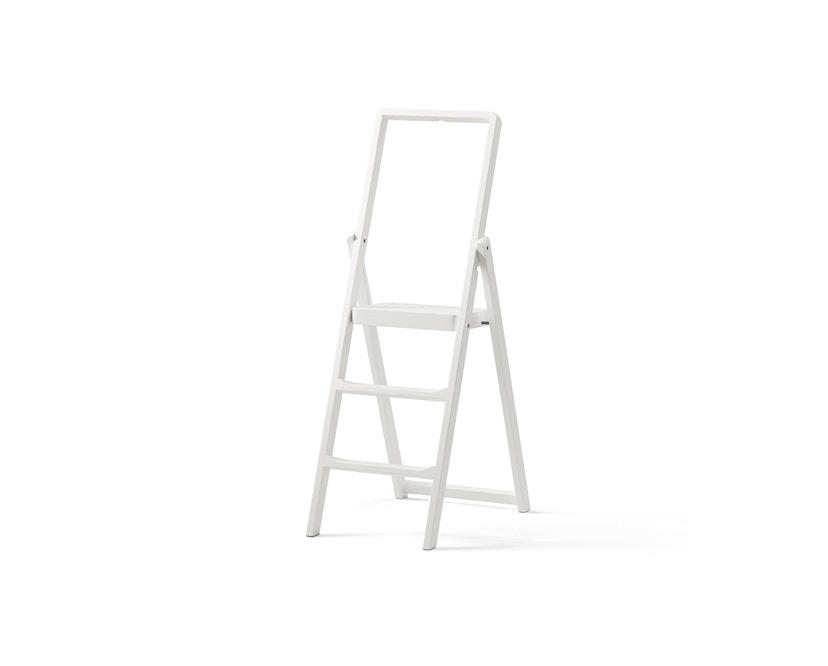 Design House Stockholm - Step Leiter - weiß gebeizt - 1