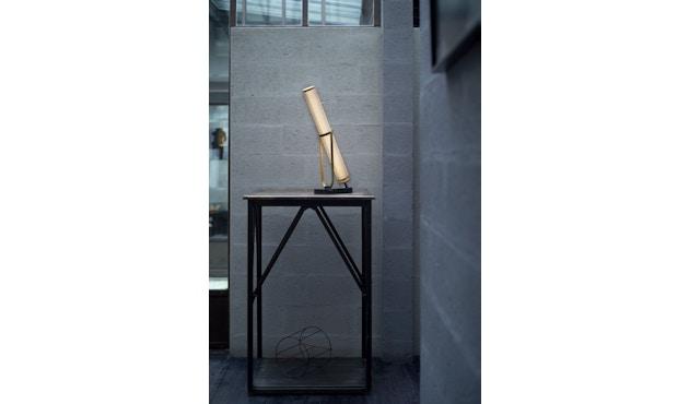 La Lampe Frechin Tischleuchte  - schwarz/gold