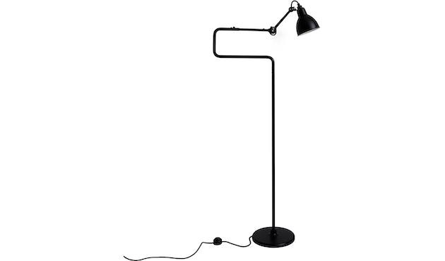 DCW éditions - LAMPE GRAS N°411 Stehleuchte - schwarz - rund - 1