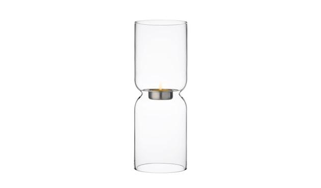 Iittala - Lantern Kandelaar - helder  - 25cm - 1