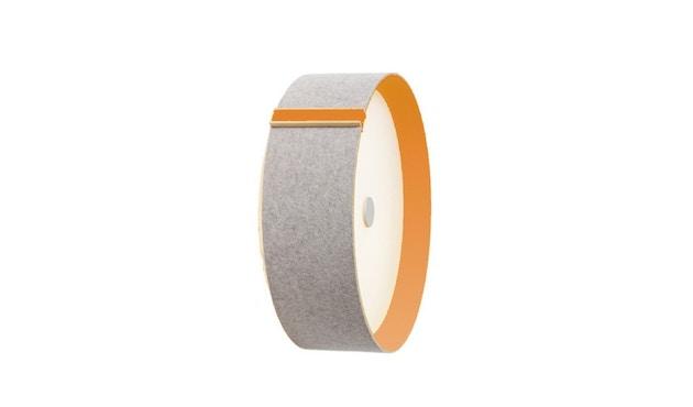 Domus - LARA felt Wandleuchte LED - orange - 1