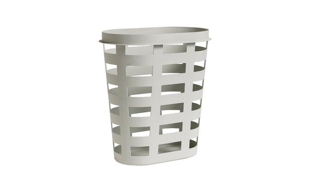 HAY - Laundry Basket Wäschekorb - hellgrau - L - 1