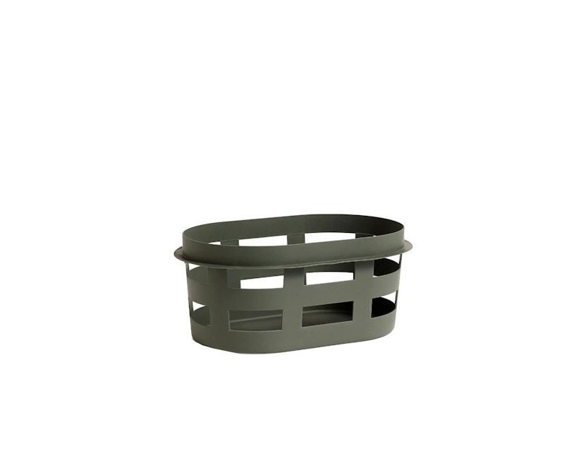 HAY - Laundry Basket Wäschekorb - army - S - 1