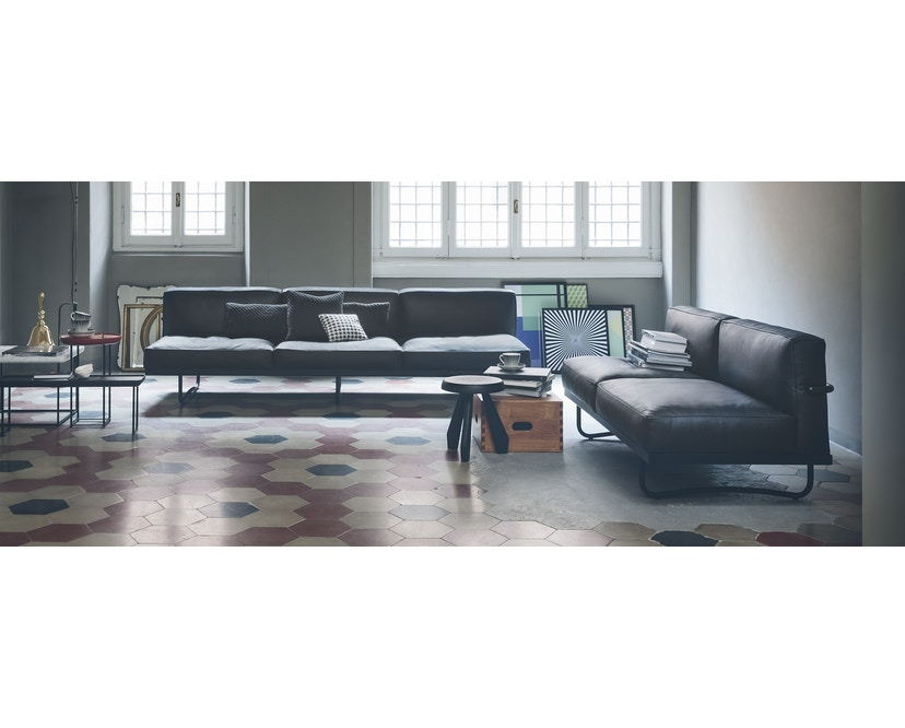 Cassina - LC 5 bank - 2-zitter - 2