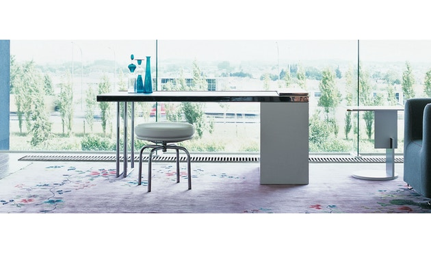 Cassina - LC 8 Drehhocker - 2