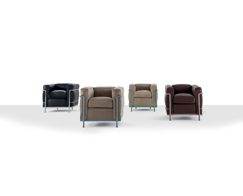Cassina - LC 2 Poltrona fauteuil - 2