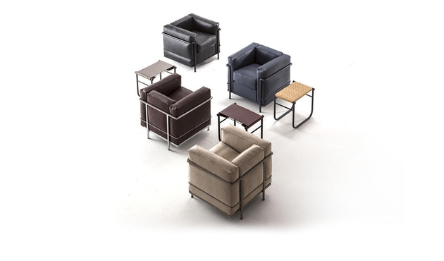 Cassina - LC 2 Poltrona fauteuil - 3