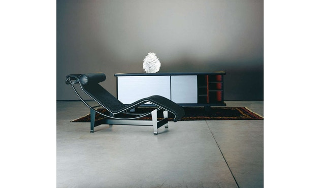 Cassina - LC 4 Chaiselongue - Leder - 5