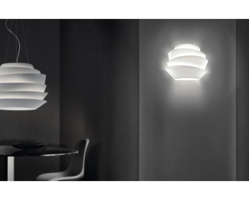 Foscarini - Le Soleil Hängeleuchte LED - weiß - dimmbar - 2