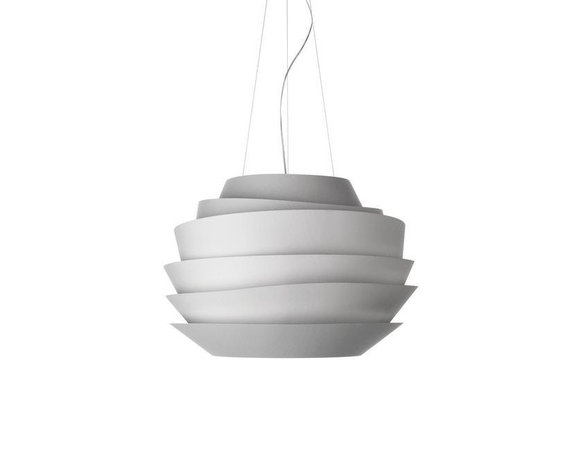 Foscarini - Le Soleil Hängeleuchte LED - weiß - dimmbar - 1