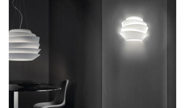 Foscarini - Le Soleil wandlamp - niet dimbaar - rood - 3